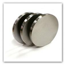 Блок для CAD/CAM титан Grade 5, d=9,8см, толщина в ассортименте