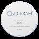 Заготовка для CAD/CAM из диоксида циркония Ziceram HT (суперпрозрачная) совместимая с ZirkonZahn, высота в ассортименте