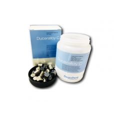 Стоматологический сплав Duceralloy C кобальт-хром для бюгельного протезирования